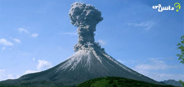 تحقیق درون مورد فواید اب و  اتش درباره ی آتشفشان ها، فواید و   ضررهای آن ( زمـین پویـا ) - دانشچی mimplus.ir