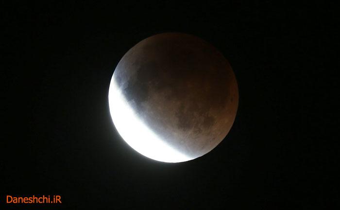 ماه گرفتگی (خسوف)