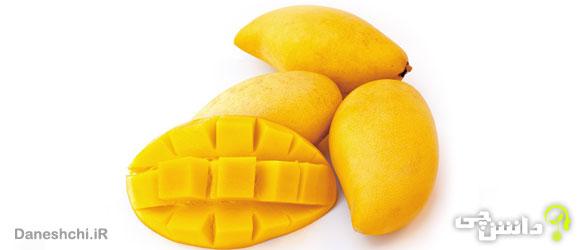 میوه انبه (Mango)